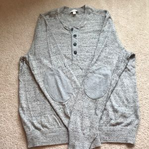 Gap, Sweater, Men's large, gray